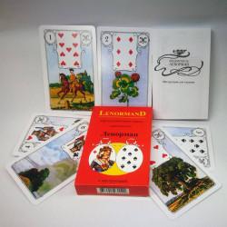 Tarot Predictive Cards...