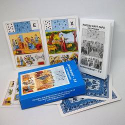 Таро Ленорман  54 карты