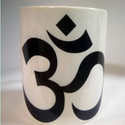 "Cup ""OM sign"""